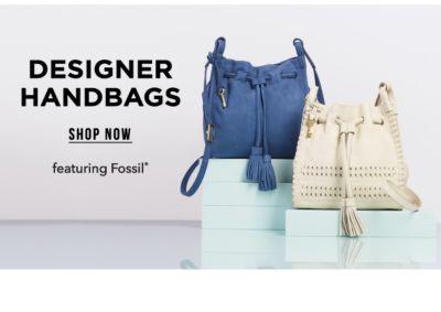Designer Handbgas, featuring Fossil®. Shop Now.