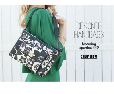 Designer Handbags, featuring spartina 449. Shop Now.