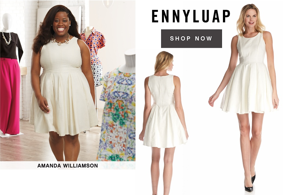 ENNYLAUP Amanda Williamson | Shop Now