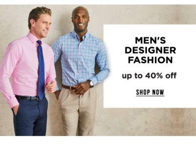 Men's Designer Fashion - Up to 40% off. Shop Now.