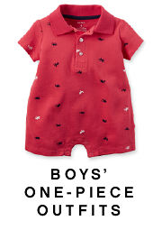 Boys' one-piece outfits