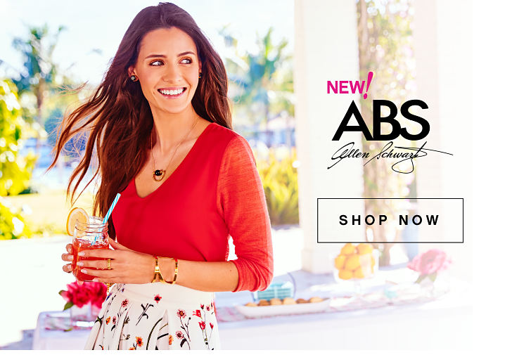 New! ABS Allen Schwartz - Shop Now