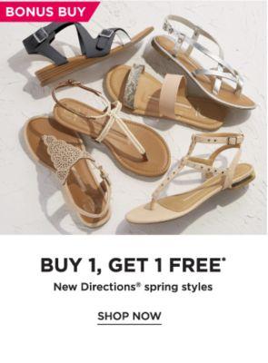 BonusBuy Buy 1 get 1 Free new Directions | shop now