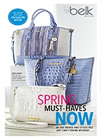 Spring Must-Haves Now
