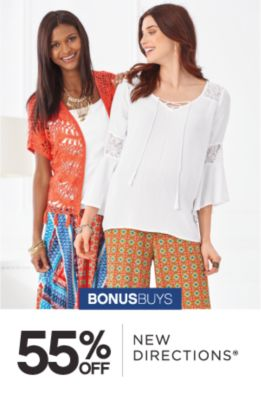 BONUSBUYS | 55% OFF NEW DIRECTIONS®