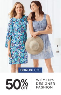 BONUSBUYS | 50% OFF WOMEN'S DESIGNER FASHION