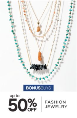 BONUSBUYS | up to 50% OFF FASHION JEWELRY