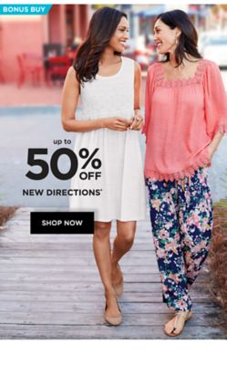 Bonus Buy - up to 50% off New Directions®. Shop now.