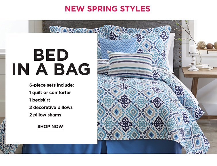 Bed In A Bag | shop now