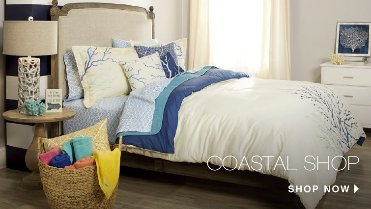 COASTAL SHOP | SHOP NOW