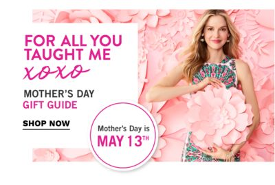 For all Your Taught Me - Mother's Day Gift Guide - Shop Now