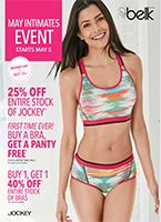 May Intimates Event