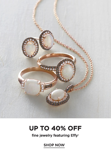 Up to 40% off Fine Jewelry featuring Effy - Shop Now