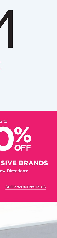 Mom Go Ahead and Treat Yourself! Up to 30% off Belk-Exclusive Brands featuring Kim Rogers - Shop Women Plus