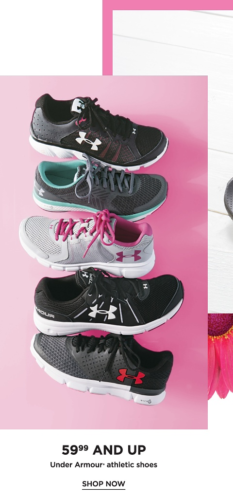 59.99 and Up Under Armour Athletic Shoes - Shop Now