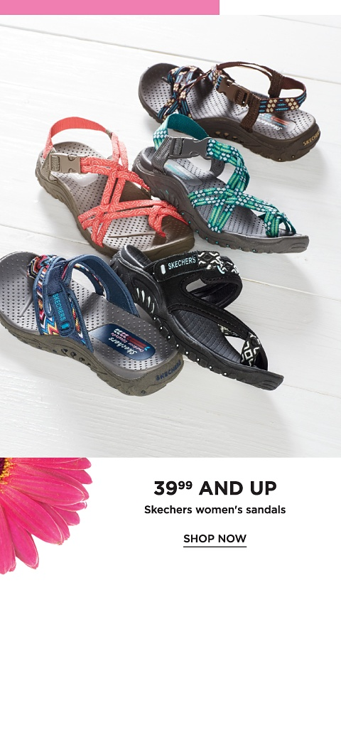 39.99 and Up Skechers Women's Sandals - Shop Now