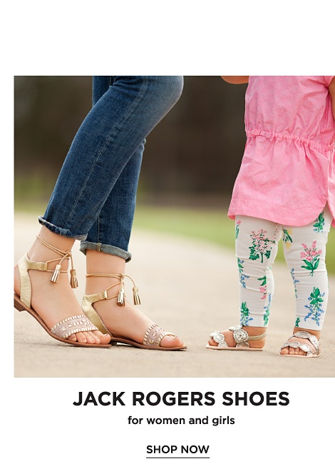 Jack Rogers for Women and Girls - Shop Now
