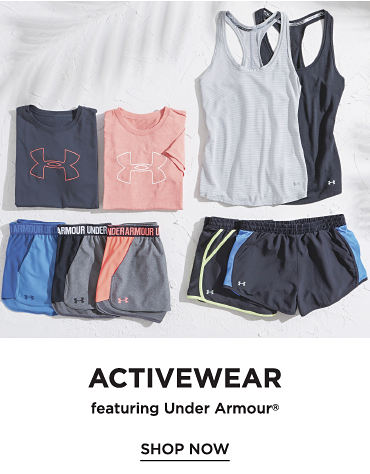 Activewear featuring Under Armour - Shop Now