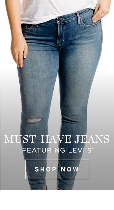 Must-Have Jeans featuring Levi's® - Shop Now