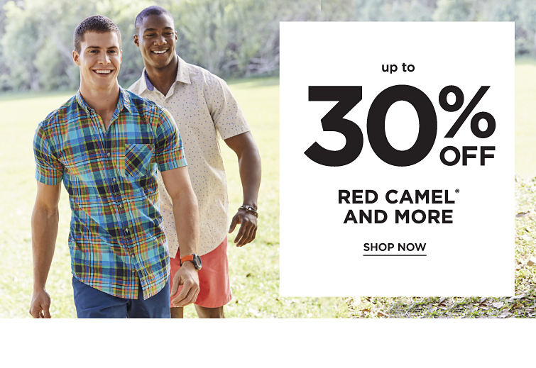 Up to 30% off Red Camel registered trademark and more. Shop now