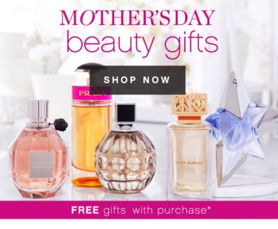 MOTHER'S DAY BEAUTY GIFTS | SHOP NOW | FREE gifts with purchase*