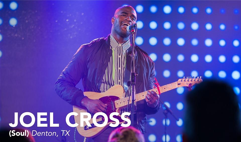 Joel Cross (Soul) | Denton, TX