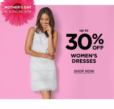 Mother's Day is Sunday, 5/14