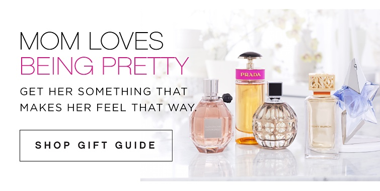Mom Loves Being Pretty | Get her something that makes her feel that way | Shop Gift Guide