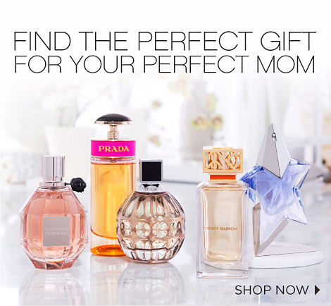 FIND THE PERFECT GIFT FOR YOUR PERFECT MOM | SHOP NOW