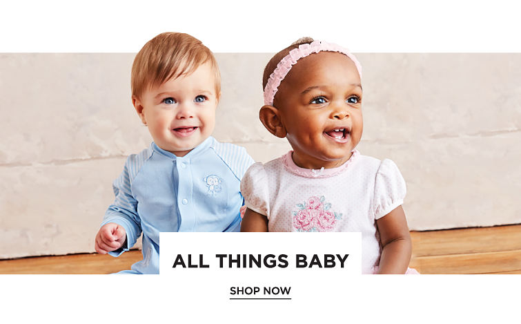 All Things Baby. Shop now.