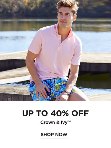 Up to 40% off Crown and Ivy trademark. Shop now