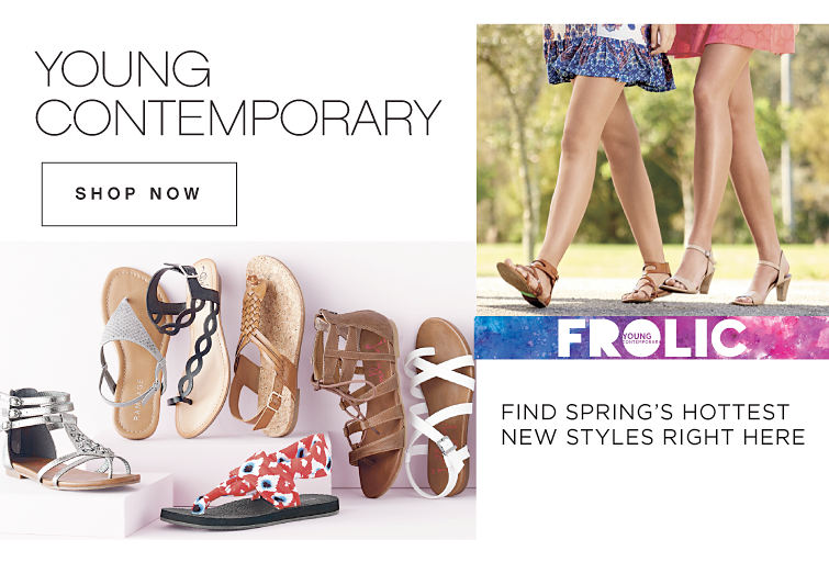Young Contemporary Shop Now Find Spring's Hottest Styles Right Now