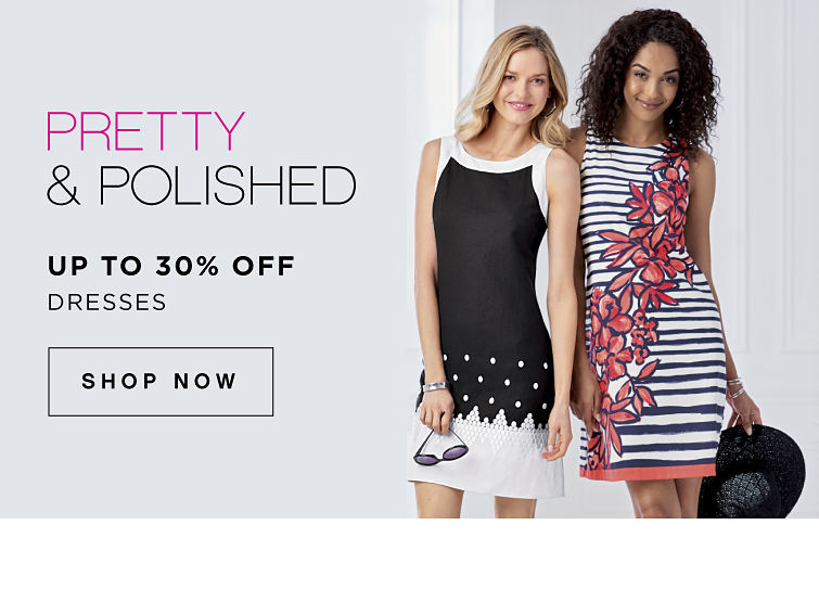 Pretty & Polished | Up to 30% off Dresses - Shop Now