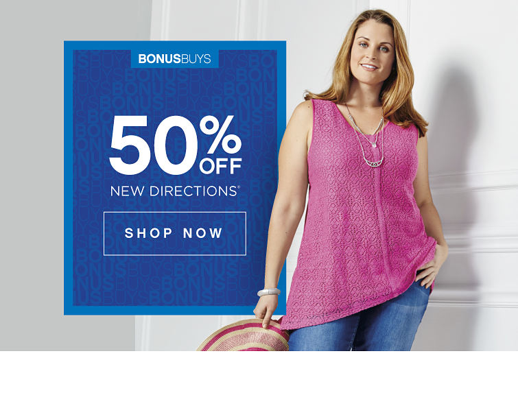 BonusBuys | 50% off New Directions® - Shop Now