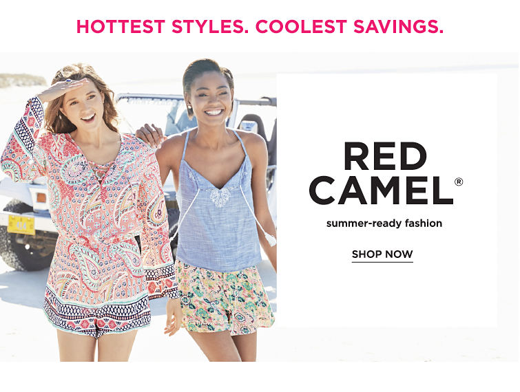 Hottest Styles, Coolest Savings | Red Camel | shop now