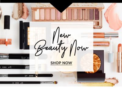 New Beauty Now. Shop Now.