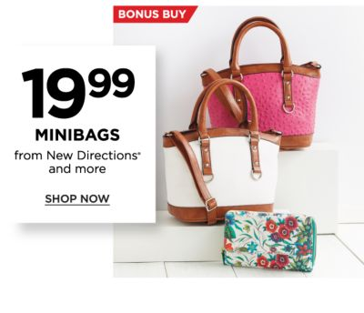 Bonus Buy - 19.99 minibags from New Directions® and more. Shop Now.