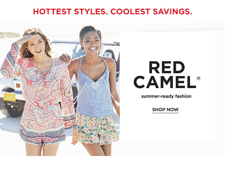 Red Camel | Summer-Ready Fashion | shop now