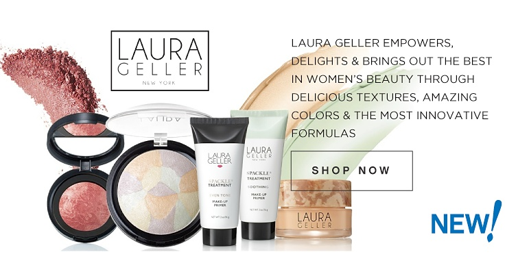 New! Laura Gellar New York | Laura Geller empowers, delights & brings out the best in women's beauty through delicious textures, amazing colors & the most innovative formulas | shop now