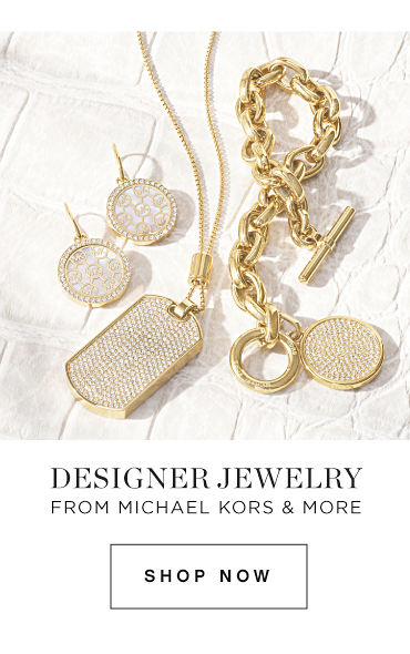Designer Jewelry from Michael Kors & More | Shop Now