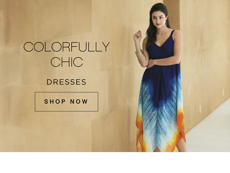 Colorfully Chic | Dresses - Shop Now
