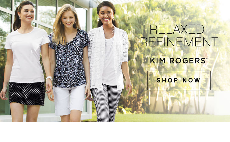 Relaxed Refinement | Kim Rogers® - Shop Now