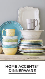 Up To 60% Off Home Accents Dinnerware