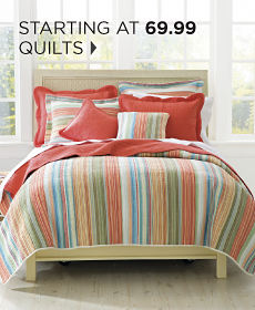 STARTING AT 69.99 QUILTS