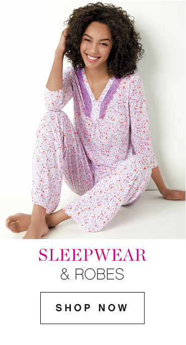 Sleepwear & Robers | Shop Now