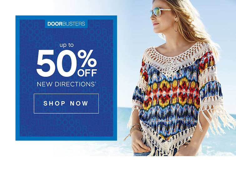 Doorbusters | Up to 50% off New Directions® - Shop Now