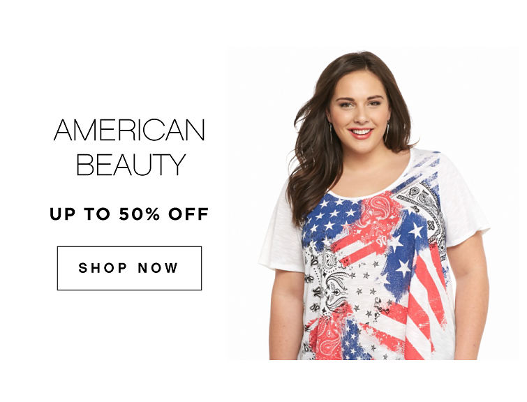 American Beauty | Up to 50% off  - Shop Now