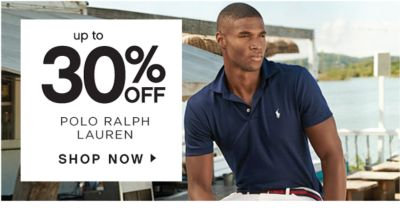 up to 30% OFF POLO RALPH LAUREN | SHOP NOW
