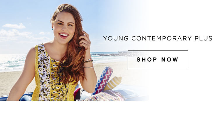 Young contemporary plus | shop now