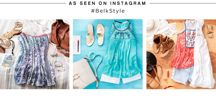 As seen on instagram #Belkstyle